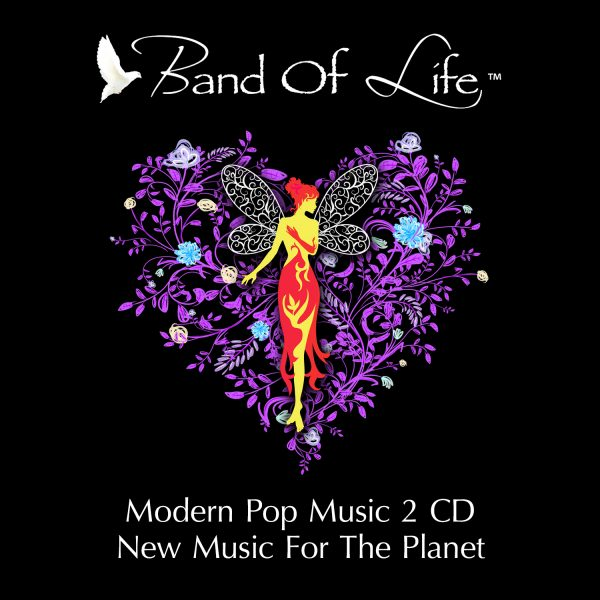 Band Of Life – Modern Pop CD 2