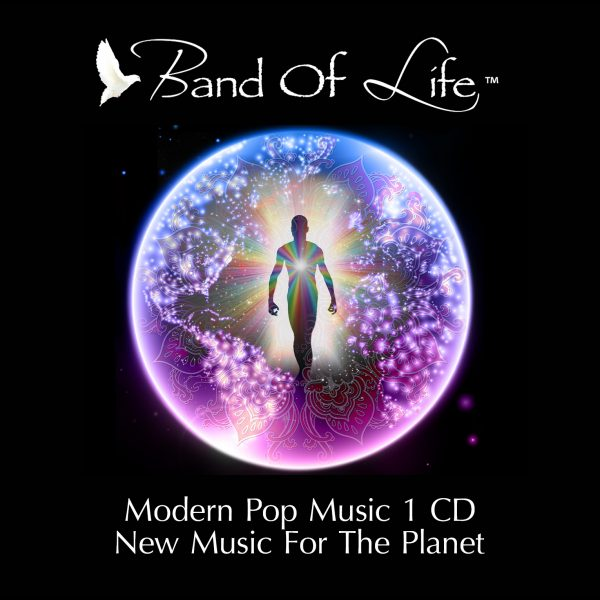Band Of Life – Modern Pop CD 1