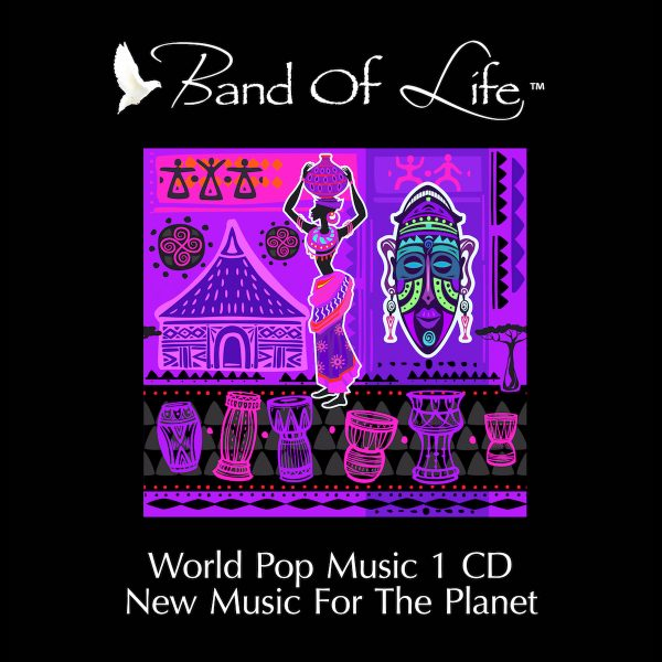 Band Of Life – World Pop CD 1