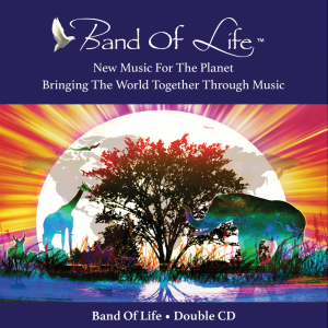 Band Of Life – New Music For The Planet (Double CD)