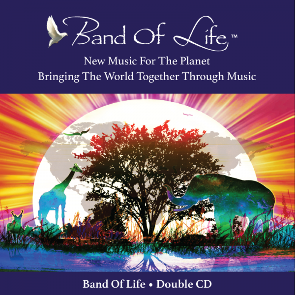 Band Of Life New Music For The Planet Double Cd Front