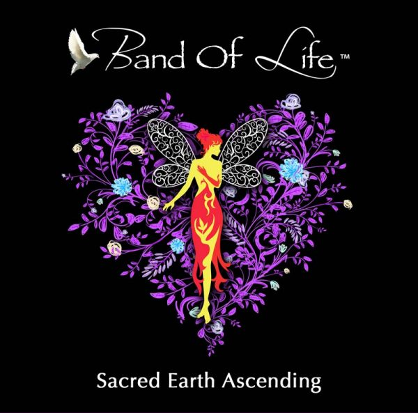 Band Of Life Sacred Earth Ascending Front
